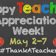Singing Praise for Educators during Teacher Appreciation Week