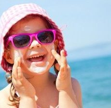 Sunscreen Tips for Infants and Children from Dr. Mary Ann