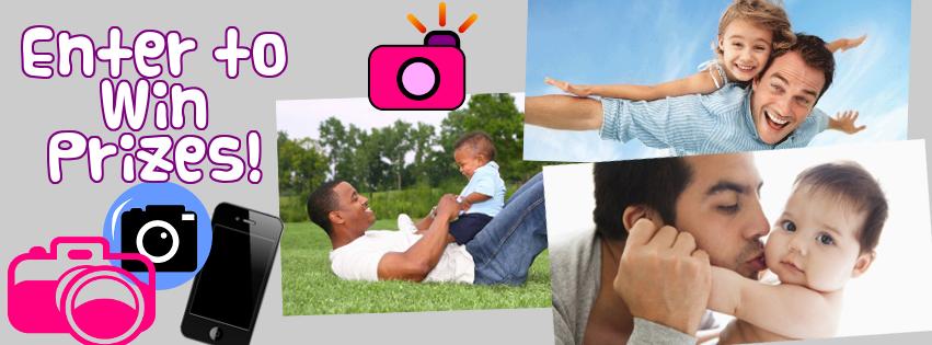 father child photo contest
