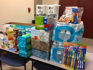 Flood Donations NC