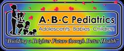 abc pediatrics valentine's logo