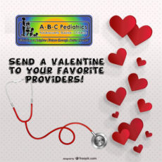Valentine's Cards for Providers