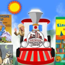 Receive a free book monthly for your child or children!