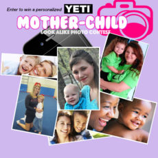 2017 Mother Child Look-Alike Photo Contest