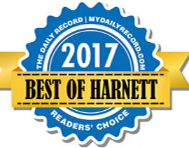 Voted Best Pediatrician and Pediatric Office in Harnett County!
