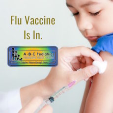 Flu Vaccines have Arrived!
