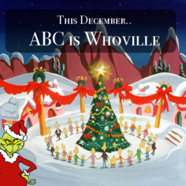 This December, ABC Pediatrics turns into Whoville!