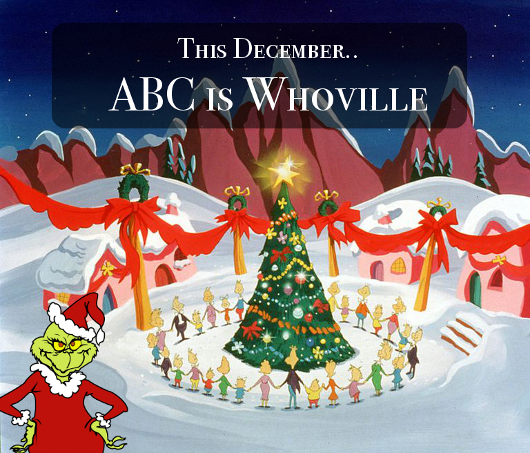 This December Abc Pediatrics Turns Into Whoville Abc