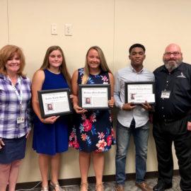 2018 Susan A. Ryals Scholarship Winners