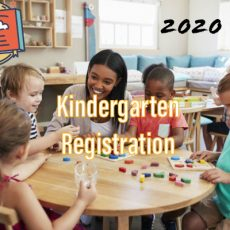 It's Kindergarten Registration time and WE ARE READY!