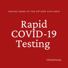 "ABC's Rapid Covid-19 Testing is ""Real-Time PCR""!"